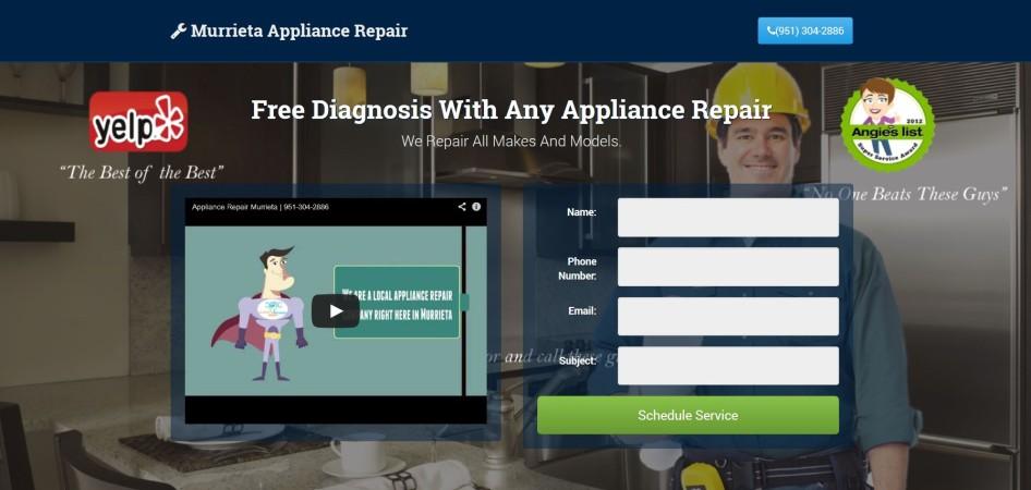appliance repair marketing atlanta ga