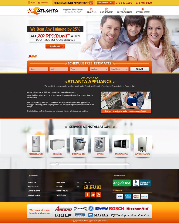 Atlanta Appliance