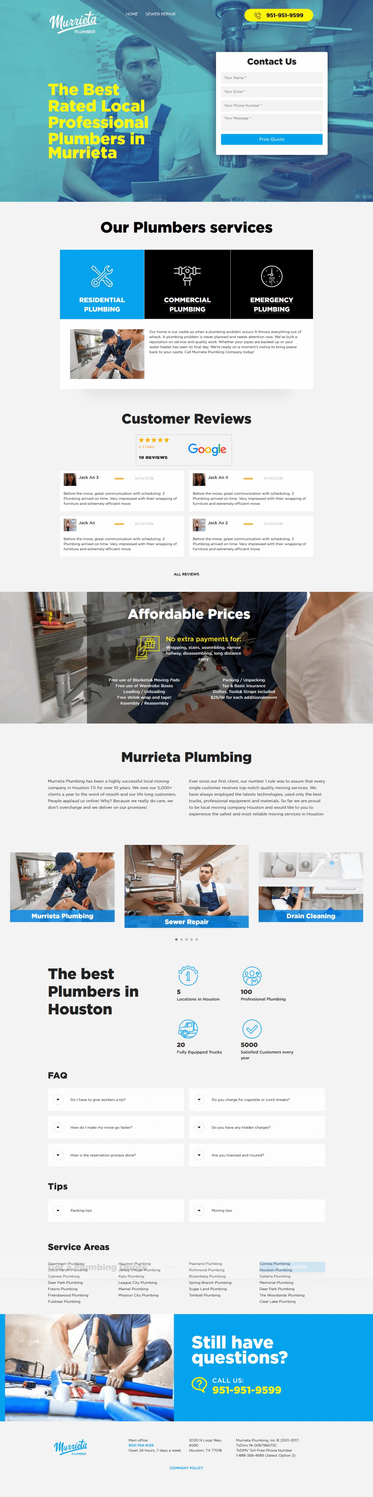 Murrieta Plumbing