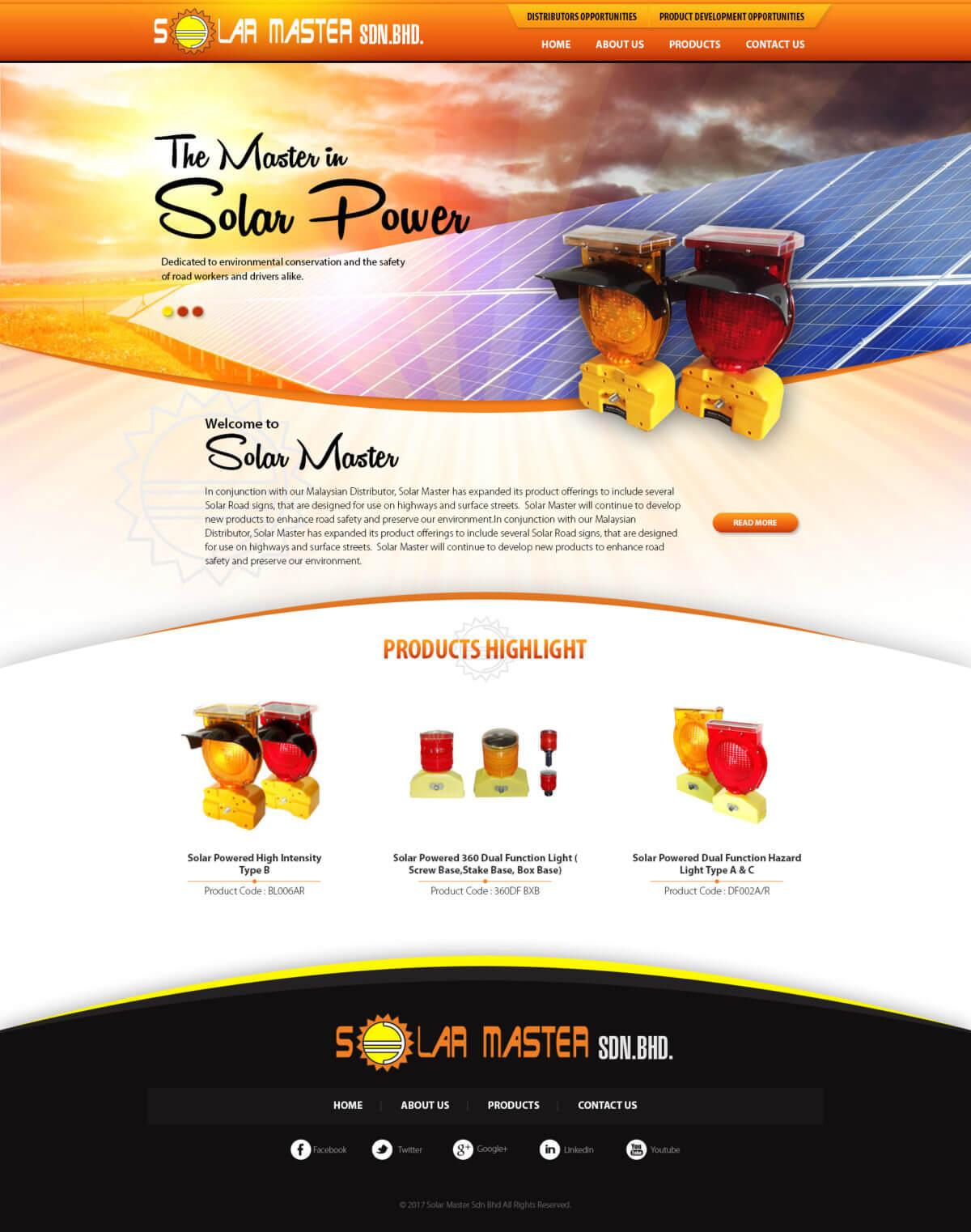 Solar Master