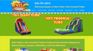 party rentals in simi valley ca