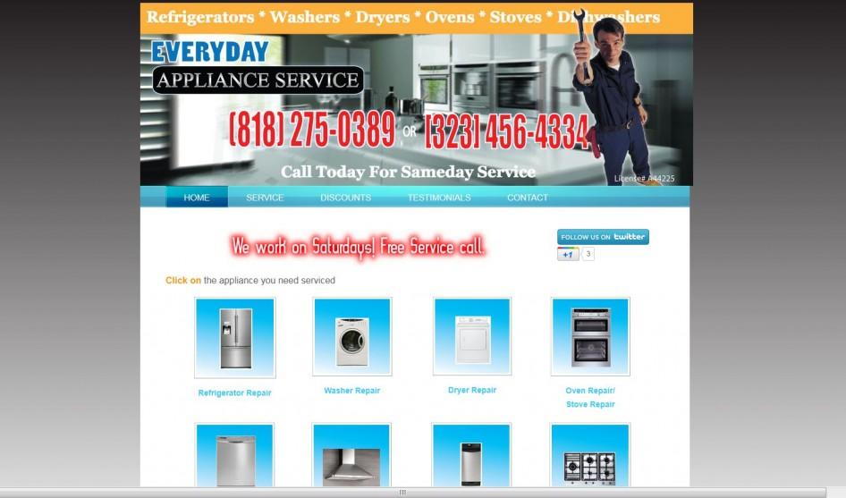 Everyday Appliance Service